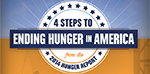 Four Steps to Ending Hunger in America